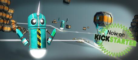 Algo-Bot Kickstarter Campaign Underway