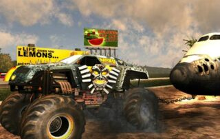 MonsterJam Screenshot 2