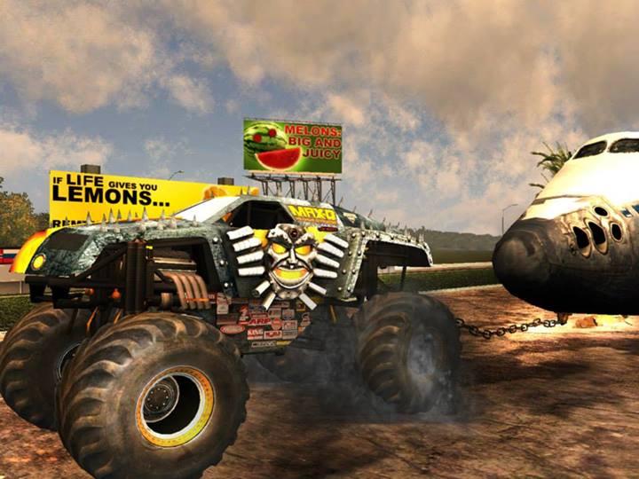 MonsterJam Screenshot 2