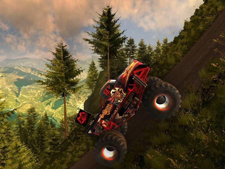 MonsterJam Screenshot 3