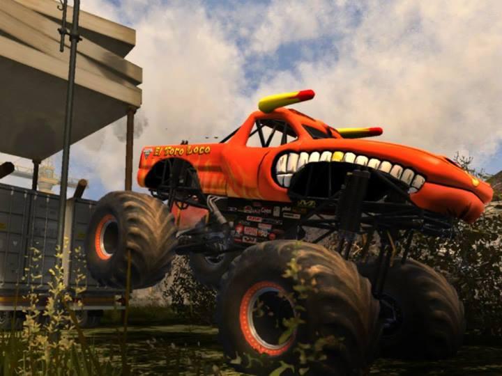 MonsterJam Screenshot 4