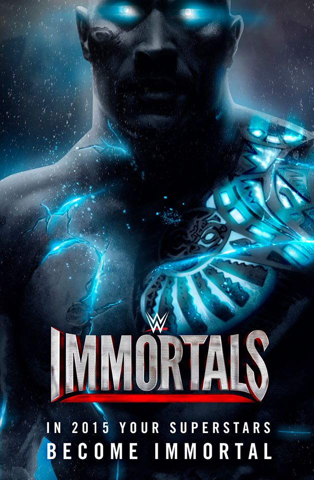 WWE and Warner Bros Interactive Entertainment announce WWE Immortals