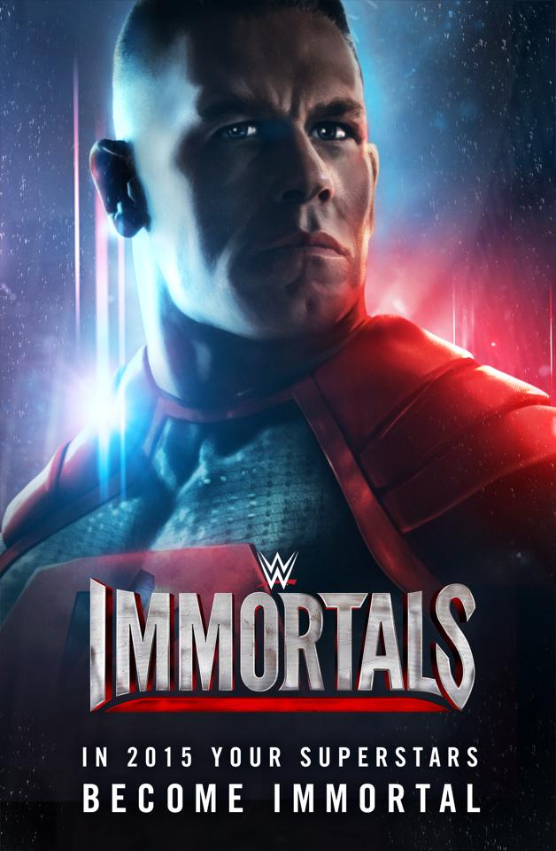 WWE Immortals named in Top 5 Best New Free Android Games of January