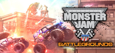 Monster Jam Battlegrounds released on XBox 360 and Steam