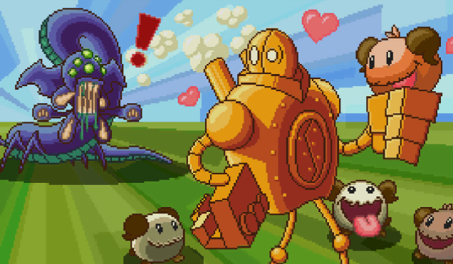 Kotaku calls Blitzcrank's Poro Roundup good, simple fun.