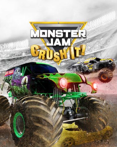 Release date announced for Monster Jam: Crush It!